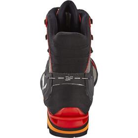 SALEWA Crow GTX Chaussures Homme, black/papavero
